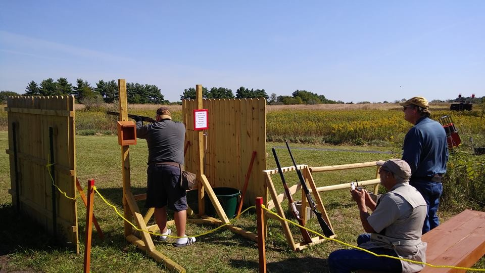 SPORTING CLAYS SUMMER OPENING WEEKEND!!!